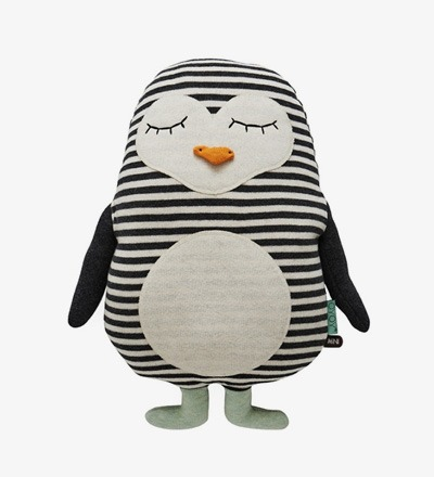 Penguin PINGO Cushion - OYOY