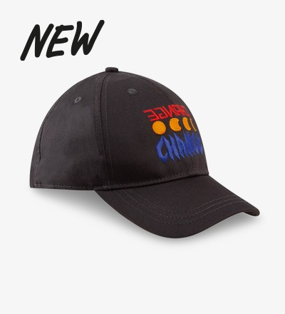 Cap DARK NIGHT GREY Repose AMS