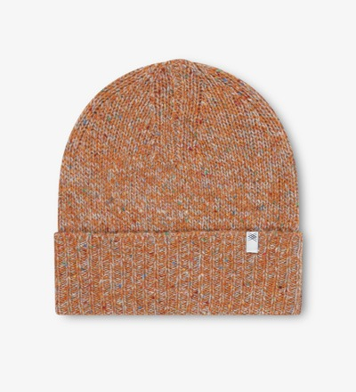 Knitted Hat MIXED WARM WHEAT - Repose AMS