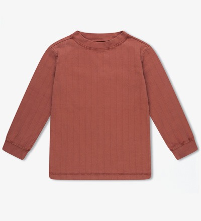 Long Tee WARM POWDER - Repose AMS
