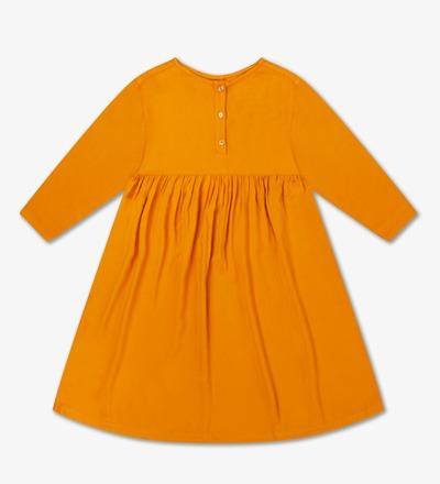Midi Dress WARM OCHRE Repose AMS