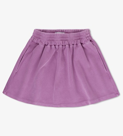 Sweat Skirt BUBBLY MAUVE - Repose AMS