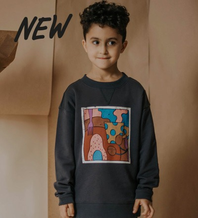 Sweater DARK NIGHT GREY Repose AMS