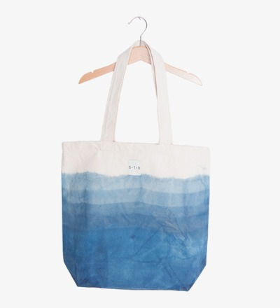 Hand-dyed OMBRE Bag - S-T-O