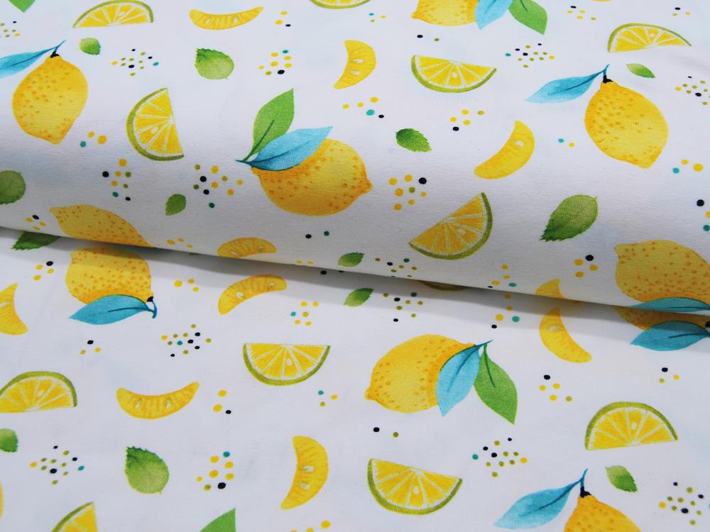 Jersey Sun and Lemon Zitronen auf