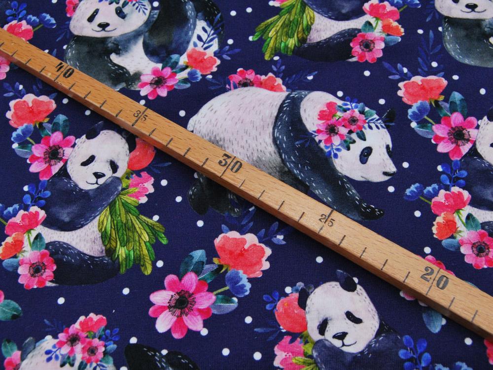 Jersey - Pandabären - 05 Meter