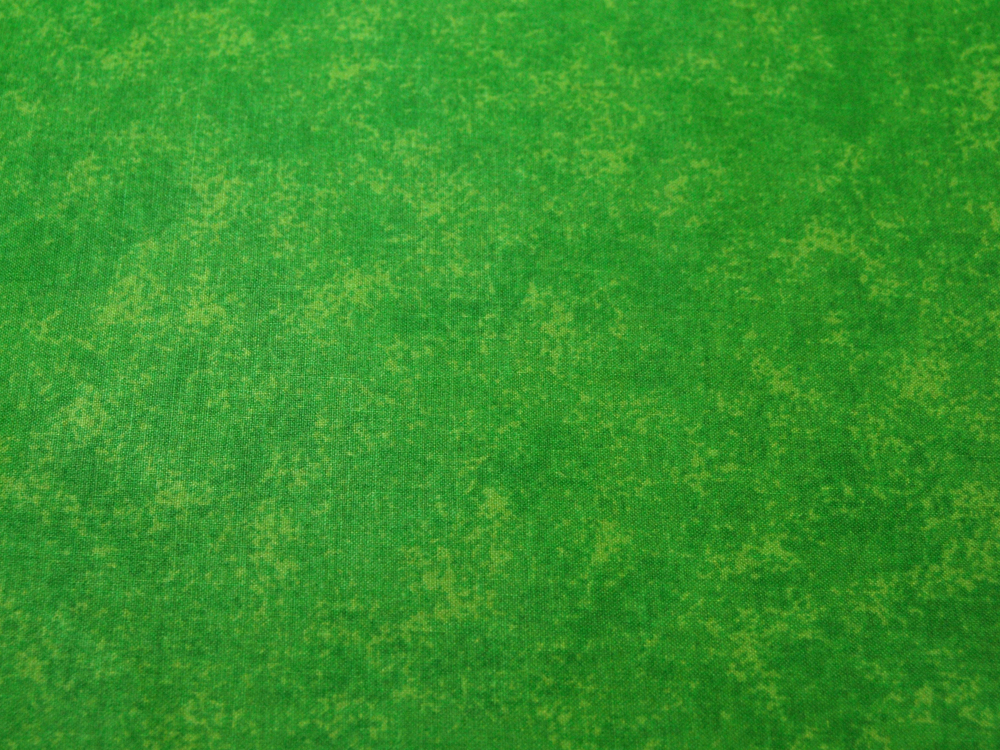 Beschichtete Baumwolle - Meliert Grün 50x68 cm - 2