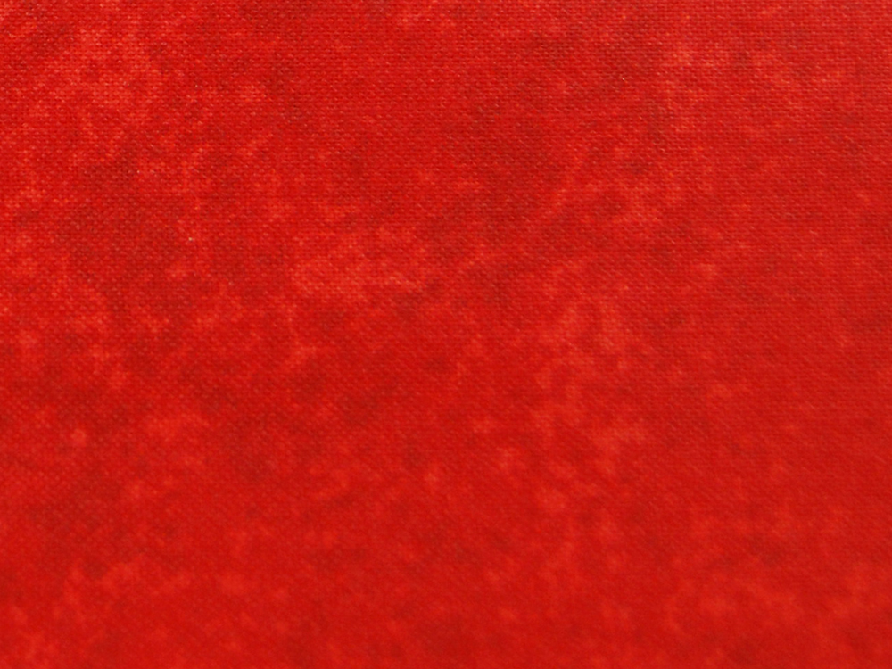 Beschichtete Baumwolle - Rot Meliert 50x68 cm - 2