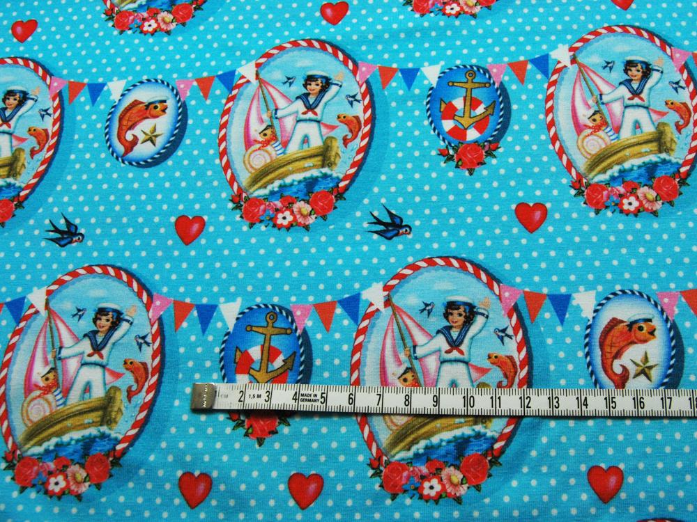 Jersey - Sailor Girl - 05