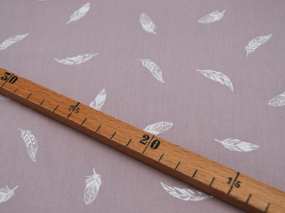Blue Notes - Schmetterling Baumwolle 0,5 m