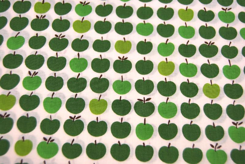 London Calling - kleine grüne Äpfel - 0,5m