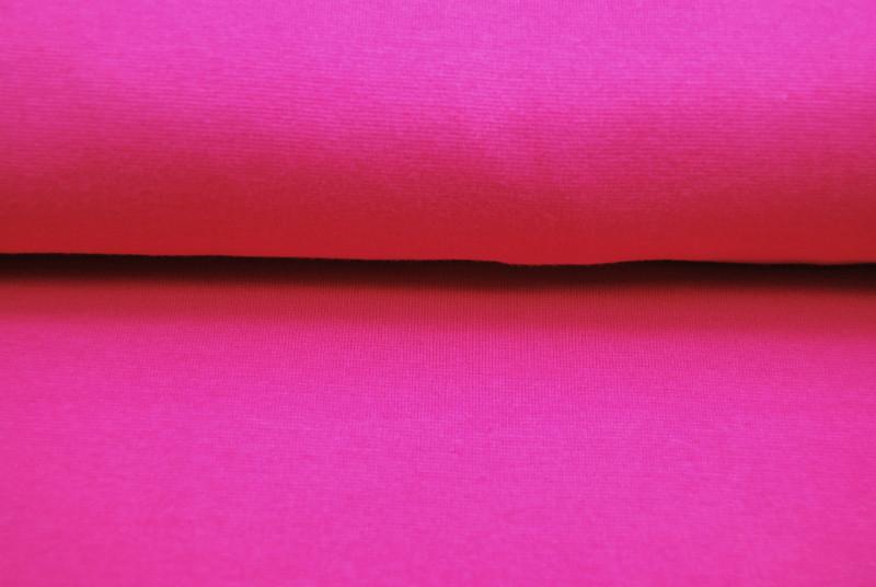 Leichtes Bündchen - Pink - 50 cm im Schlauch - 2