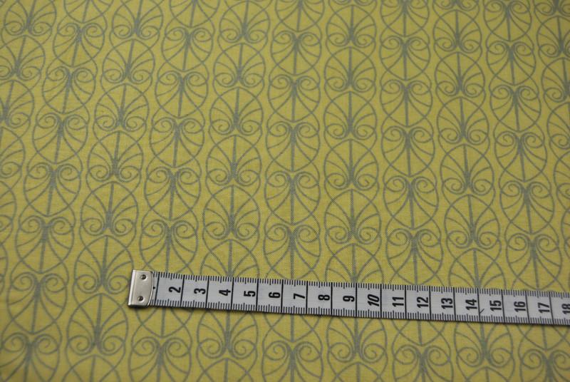 April Showers - Baumwolle mit Ornamente - 0 5 m