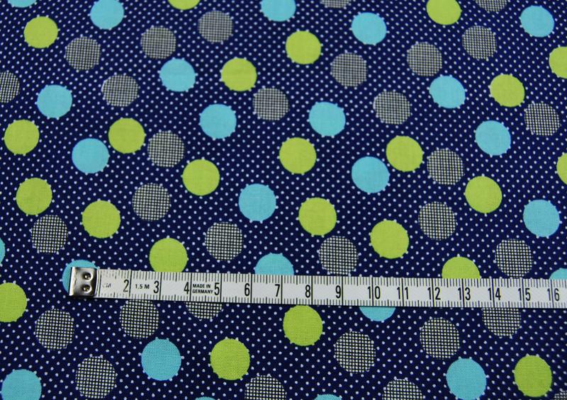 Irome - Punkte Baumwolle von KOKKA 0 5 m