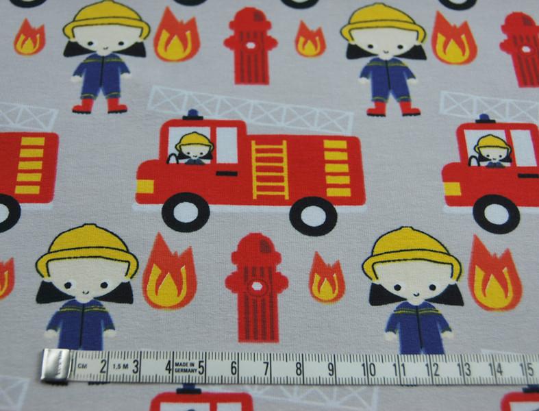 Jersey Ta Tü Tata Feuerwehr auf