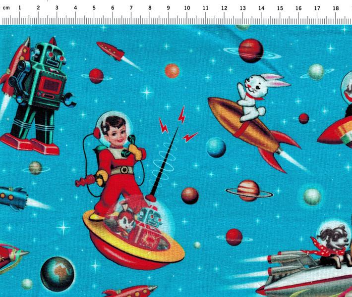 JERSEY - Space Kids - 0,5m - 2