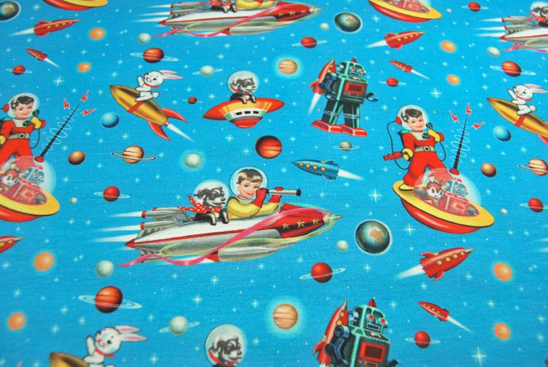 JERSEY - Space Kids - 0,5m - 3