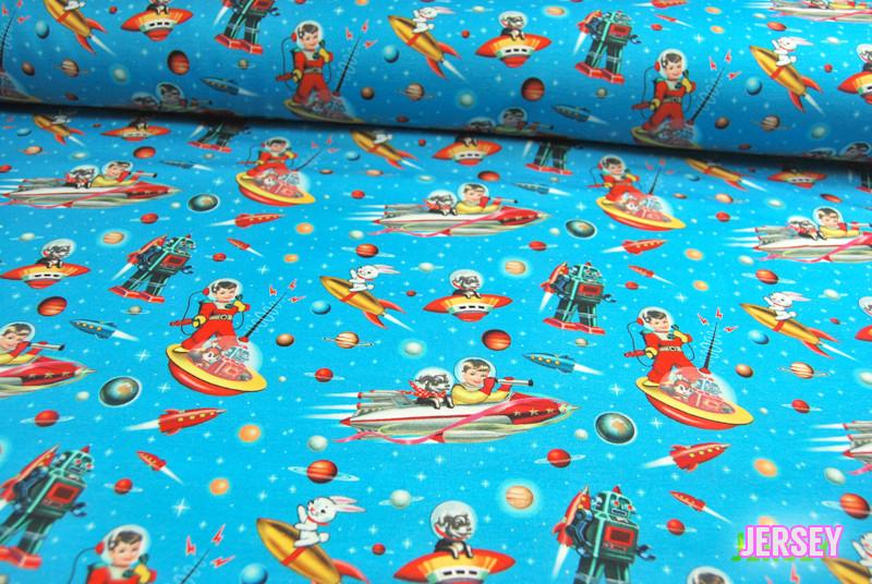 JERSEY - Space Kids - 0,5m - 4