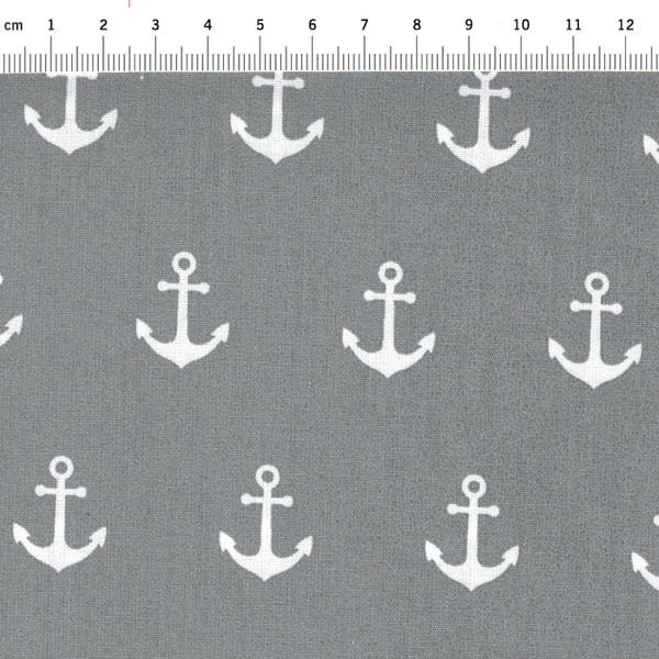 Anchor Party Anker auf Grau 05m - 3