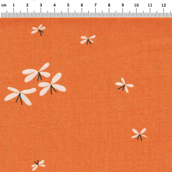 Curiosities - Schmetterlinge Baumwolle 05m