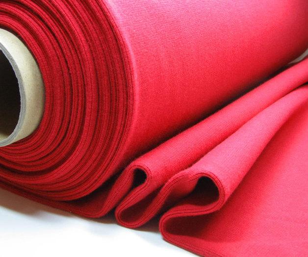 Buendchen Uni Rot 25cm im Schlauch