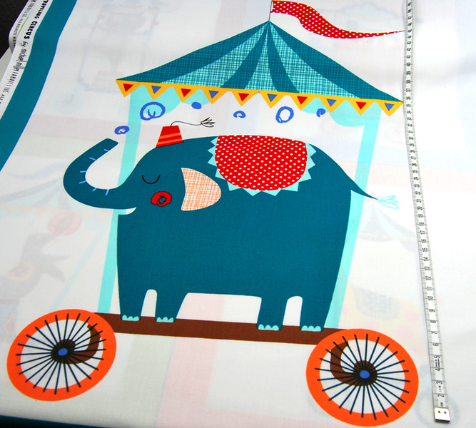 Pierres Famous Traveling Circus-Baumwolle 058m - 4