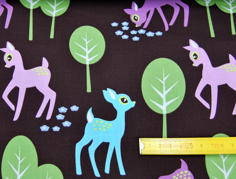 Pet Deer Baumwolle von Michael Miller 0,5m - 4