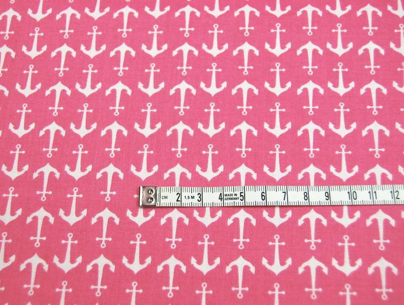 Holiday Banners Anker auf Pink Meter