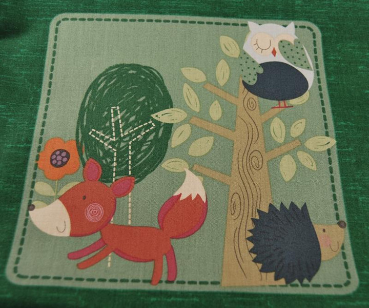 Fox and Friends Baumwolle von Adlico