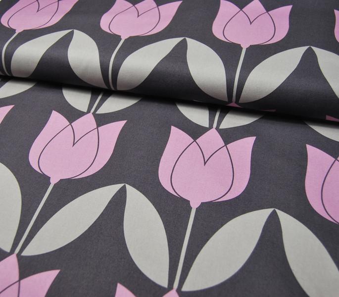 seedling - Tulpen Baumwolle von M. Miller 0,5m