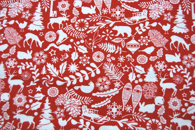Holiday Magic - Weihnachtliche Baumwolle