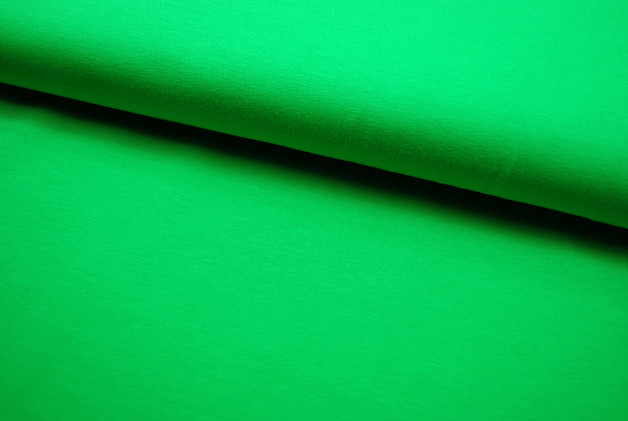 REST JERSEY - UNI: Blattgrün -