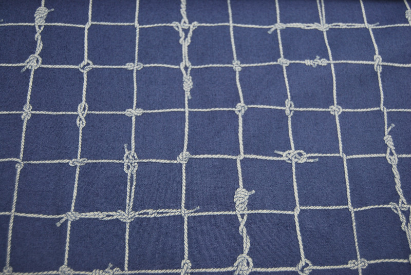 Sailor s knot - Baumwolle von A. Henry - 0.5 Meter
