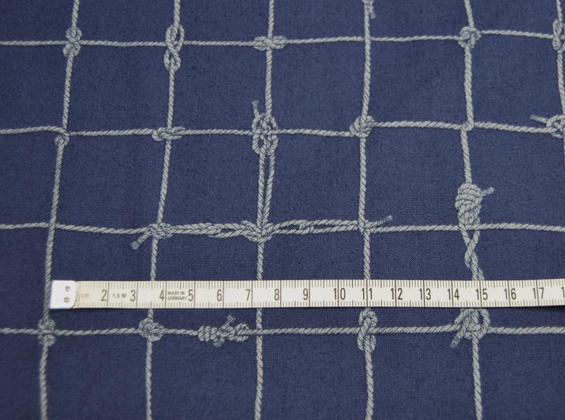 Sailor s knot - Baumwolle von A. Henry - 0.5 Meter - 4