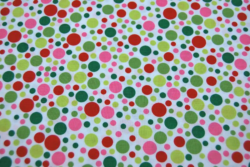 Play Dot - Bunte Punkte von Michael Miller 0.5m