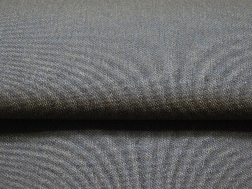 Beschichtete Baumwolle - Meliert Braun 50x70 cm - 1