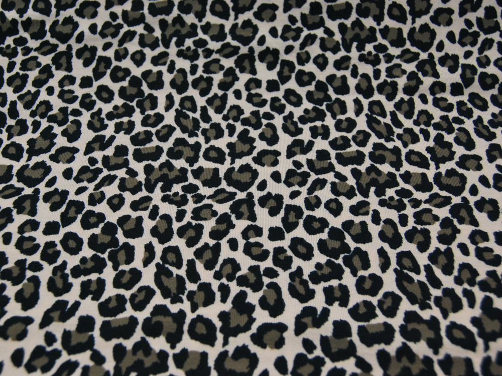 Jersey - Leoparden Style - 0,5m - 2