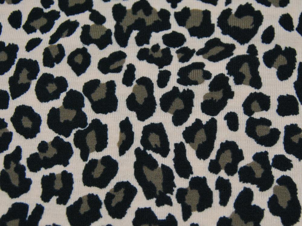 Jersey - Leoparden Style - 0,5m - 3