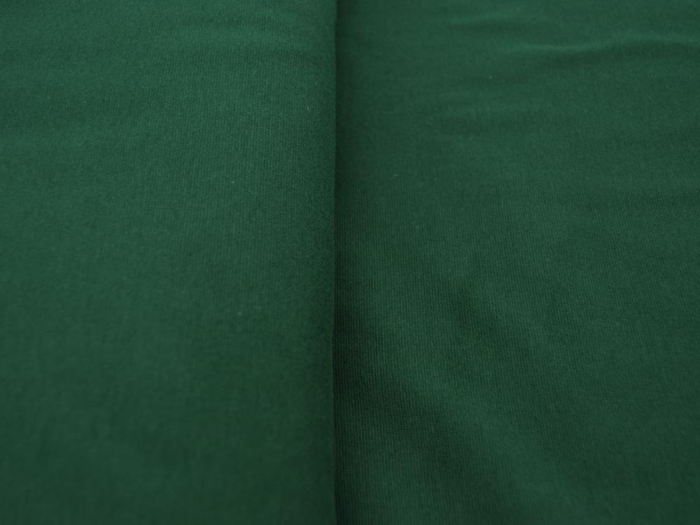 Leichtes Bündchen Dunkelgrün cm im Schlauch