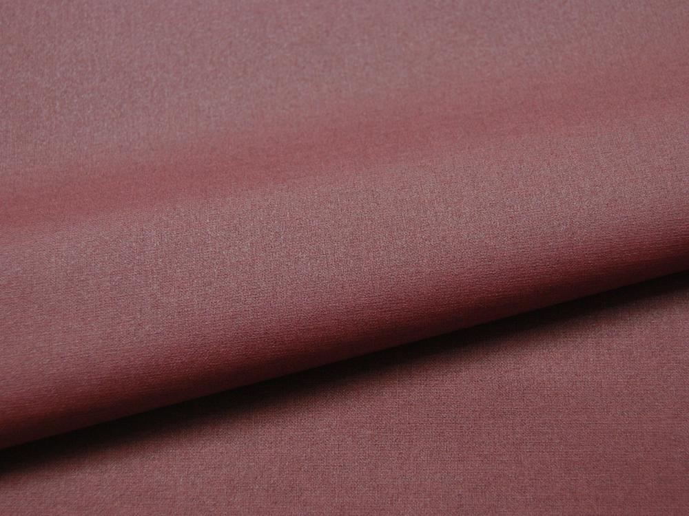Beschichtete Baumwolle Mattes Bordeaux Uni cm - 1