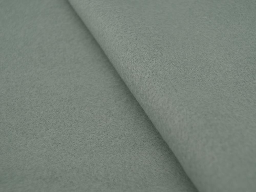 Organic Cotton Bio Fleece Dusty Green