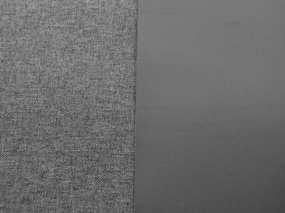 Canvas BESCHICHTET - Graumeliert - 50 x 74 cm - 2