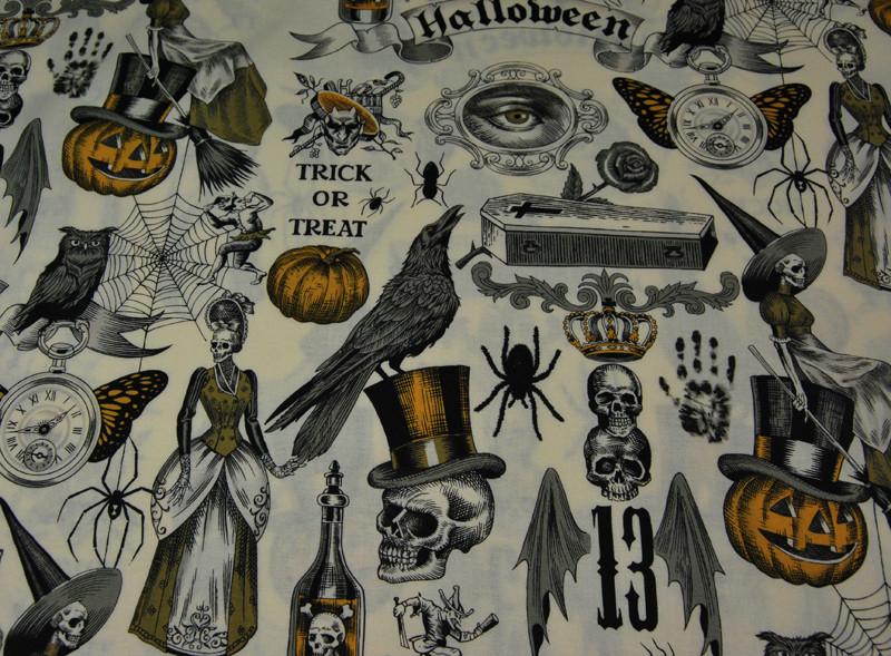 trickery - Baumwolle von Alexander Henry 0 5m