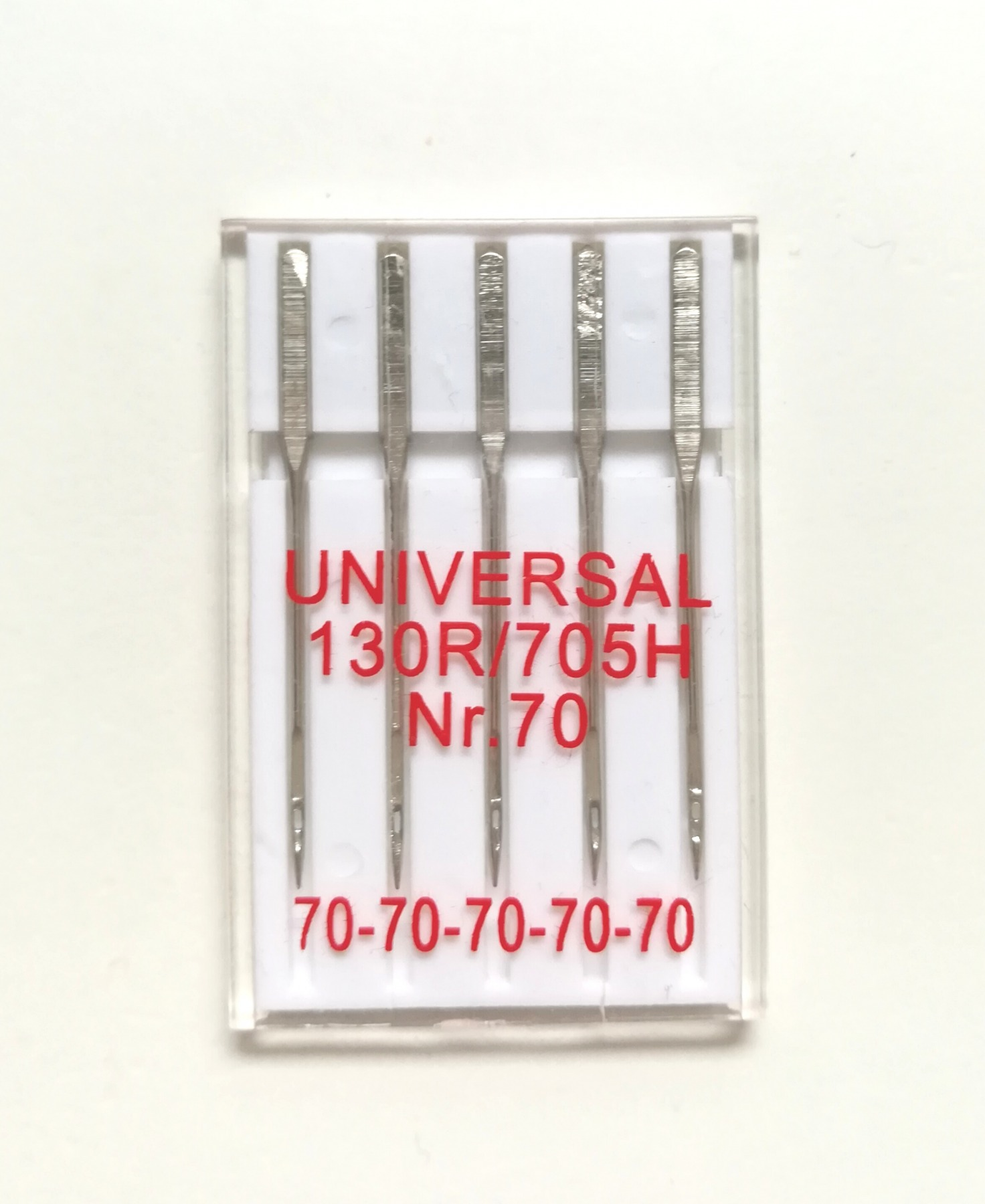 Nähmaschinen Nadeln Set 70er - 5