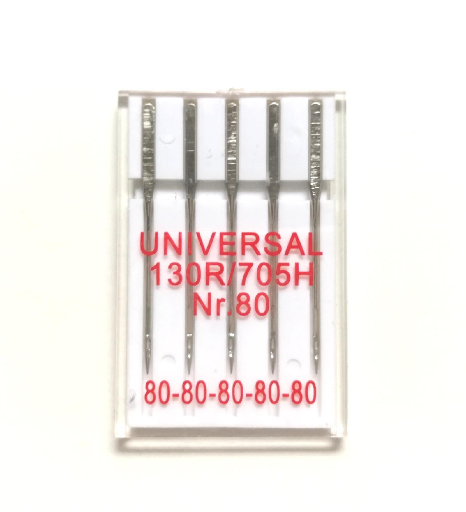 Nähmaschinen Nadeln Set 80er - 5