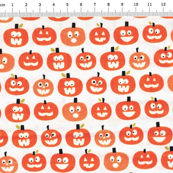 Halloween Magic - Kürbise - Baumwolle