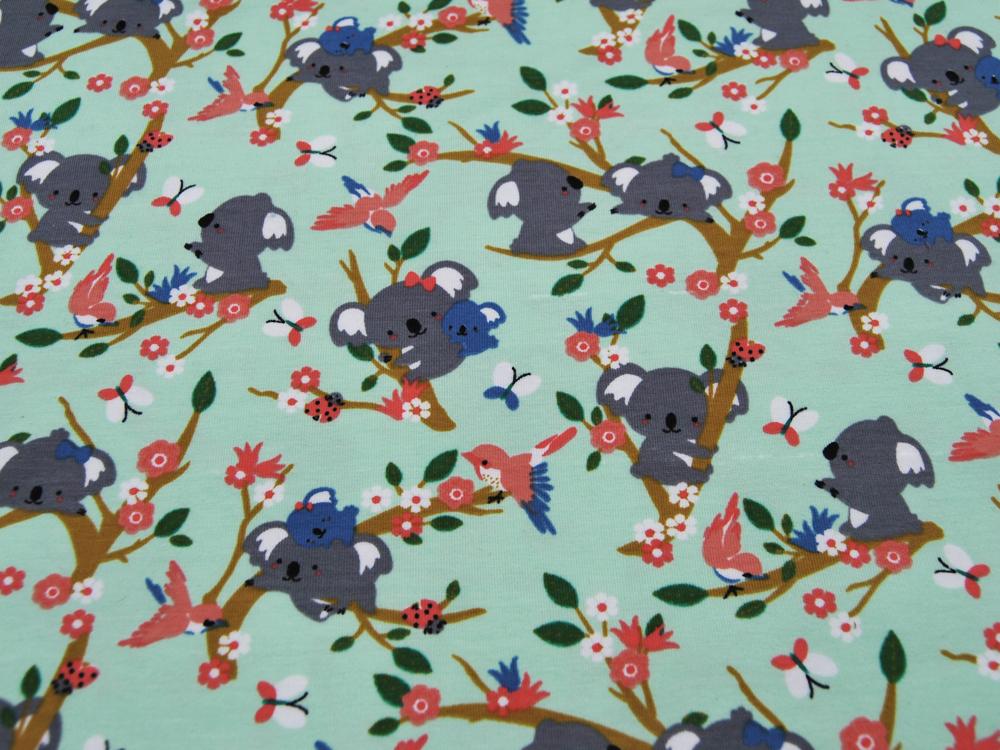 JERSEY Koala Dreams auf Mint 05m