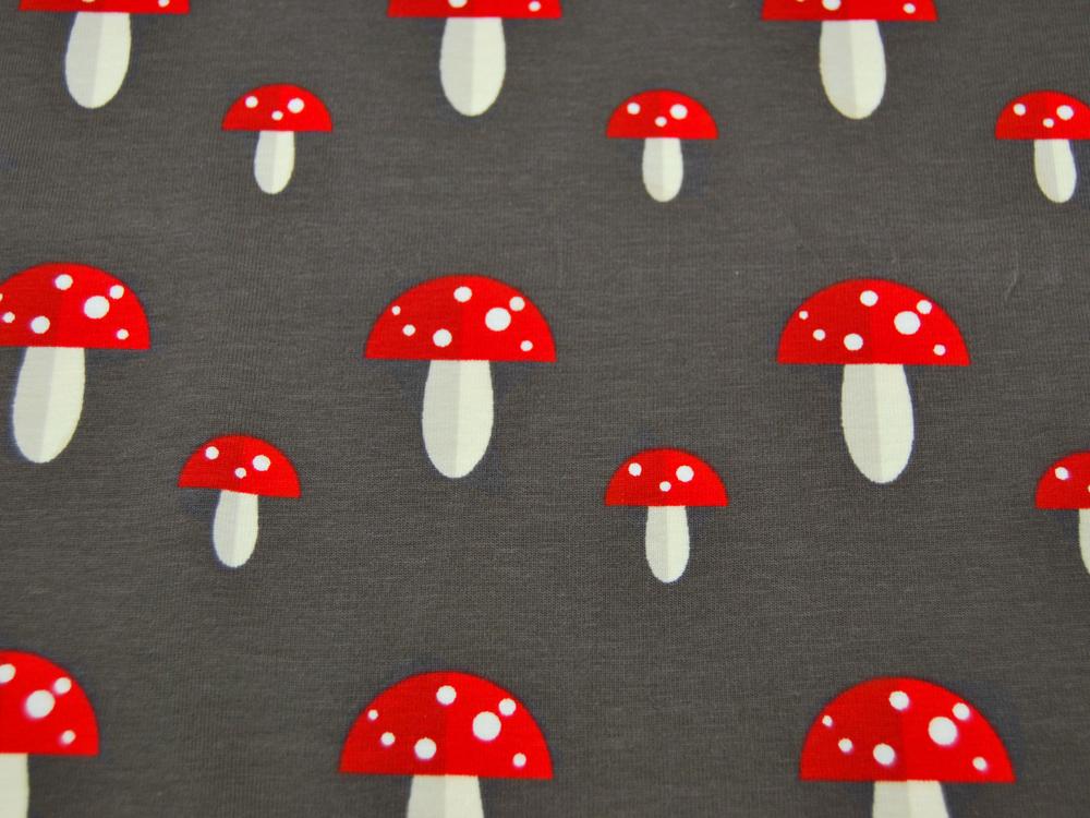 Jersey - Pilze auf Schlamm- 0,5m - 2
