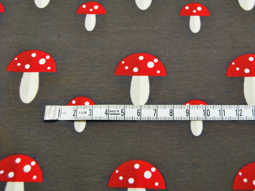 Jersey - Pilze auf Schlamm- 0,5m - 3