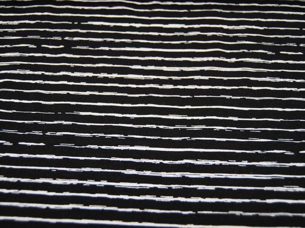 Beschichtete Baumwolle - Weiße Dots auf Grau 50x70 cm - 2
